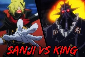 One Piece: Mối liên hệ bất ngờ giữa Sanji và King, chủng tộc bí ẩn của Tam Tai này có liên quan đến gia tộc Vinsmoke?