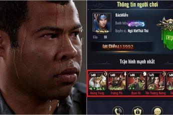 Game thủ Tân Tam Quốc – iTap đua nhau khoe tướng đỏ, là do nhân phẩm cao hay NPH quá ưu đãi người chơi?