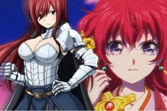 """Sự mặc định trở thành """"nữ anh hùng"""" của các nhân vật tóc đỏ trong anime, """"trùm cuối"""" mạnh mẽ và bá đạo đến bất ngờ"""