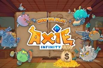 Axie Infinity của người Việt lập đỉnh mới, vốn hóa đạt 5,7 tỷ USD