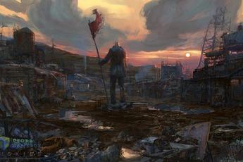 SKIES - Game hành động phong cách Fallout mới ra mắt