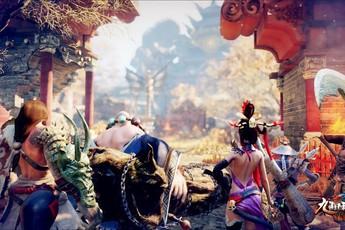 Tổng hợp top game MOBA mới tại Trung Quốc trong năm 2014