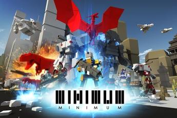 Đánh giá Minimum - Game online bắn súng theo phong cách Lego