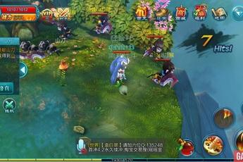 Game mobile Tru Tiên 4D sẽ ra mắt tại Việt Nam trong tháng 7