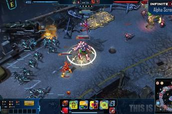 Infinite Crisis - Game online mới ra mắt đã vội chia tay game thủ
