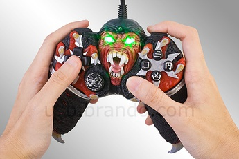 Điểm mặt những chiếc tay cầm chơi game siêu độc đáo
