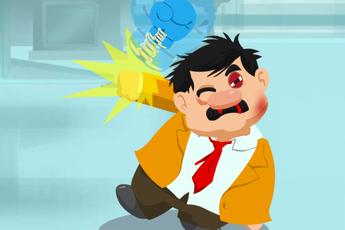 Boss Boxing - Giải tỏa căng thẳng với đồng nghiệp khó tính