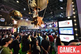 """Triển lãm Tokyo Game Show phải chăng đã """"mất chất"""" năm xưa?"""