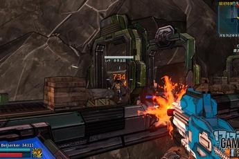Top game online bắn súng đồ họa hoạt hình rất đặc biệt