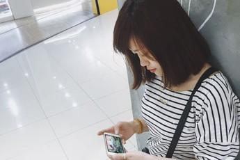 Bất ngờ với 3 người đẹp thích chơi game di động Việt