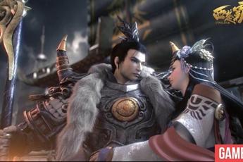 Tây Sở Bá Vương - Game 3D đột phá về nguyên tố quốc chiến