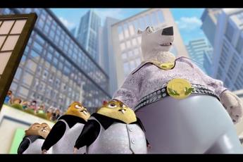 Norm of the North - Phim hoạt hình 3D hài hước đầu năm 2016