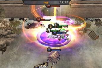Loạt game online chiến thuật đồ họa 3D rất ấn tượng