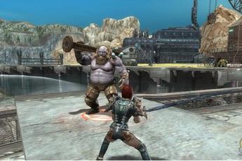 Trinium Wars - Game miễn phí cho người hoài cổ đã mở cửa rộng rãi