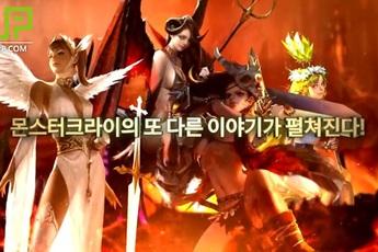 MonsterCry Eternal - Game thẻ bài thế hệ mới đang cực hot tại Hàn Quốc