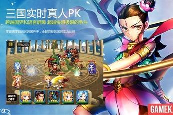 Nhìn lại một lượt các game mobile Trung Quốc cực hấp dẫn trong tuần