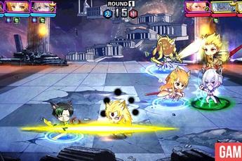 Nhìn lại 4 game online mobile đã ra mắt tại Việt Nam tuần qua
