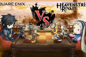 Heavenstrike Rivals - Game hot của Square Enix đã có mắt trên PC