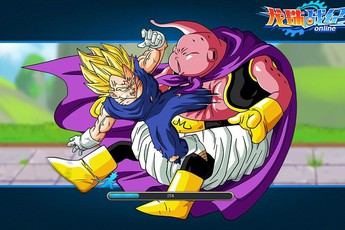 """Long Châu Chiến Kỷ - Webgame anime với bối cảnh """"Dragon Ball' cực chất"""
