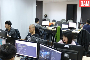 [GAMEK IDOL] Thăm trụ sở Grepgame - Cha đẻ của tựa game đoạt giải 300 triệu đồng