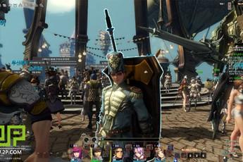Cận cảnh gameplay The War of Genesis 4: Spiral Genesis - Game nhập vai cực cuốn ngày mở cửa