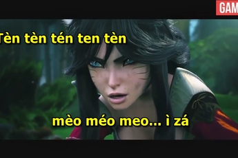 Nếu Riot thuê game thủ Việt làm trailer Liên Minh Huyền Thoại thì...