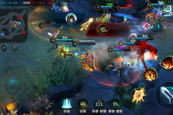 Glory of Immortals - Game MOBA mới sắp ra mắt game thủ Việt