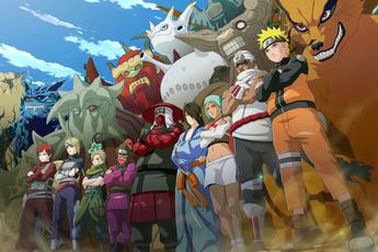 Game chính chủ Naruto Online đạt giải webgame hot nhất trên Facebook năm 2016