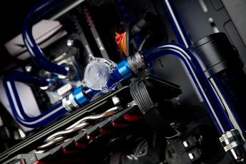 Chi tiết bộ tản nhiệt nước custom Bykski BY-HTS v2.0: Đẹp, hiệu năng tốt, giá phải chăng