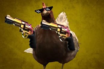 """Lại nói về chú gà """"ngoài chợ"""" trong Counter-Strike: Vì sao cứ xuất hiện là bị giết không thương tiếc?"""