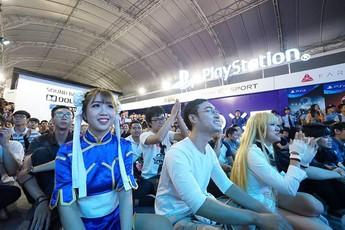 Toàn cảnh cộng đồng game thủ PlayStation Việt Nam tại Sony Show 2017