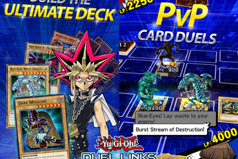 Yu-Gi-Oh! Duel Links - Vua trò chơi 'chính chủ' tuyên bố tiến quân lên PC, game thủ Việt cũng dễ dàng tham gia