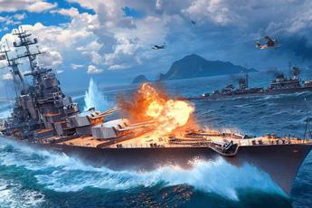 Tải ngay World of Warships Blitz - Phiên bản mobile của game hải chiến đình đám PC