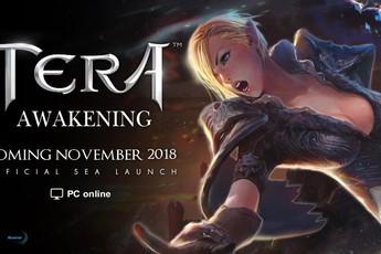 Game nhập vai bom tấn TERA sắp ra mắt phiên bản Đông Nam Á, game thủ Việt cũng được chơi 'ké'