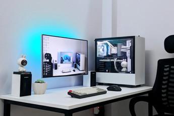 Góc máy tính chỉ 15 triệu đồng mà đẹp ngất ngây của game thủ Việt: Cần gì chi tiền tấn mới có PC đẹp!