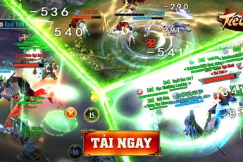 Toàn tập các game mobile online hot đã ra mắt tại Việt Nam trong tháng 10 này