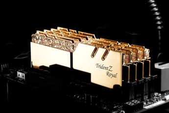 G.Skill ra mắt dòng RAM Trident Z Royal Series: Chỉ là RAM máy tính thôi đâu cần đẹp lung linh, huyền ảo, đến như vậy