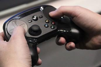 Steam Controller - Tay cầm chơi game đến từ NSX game liệu có nên mua?
