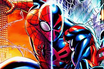 """Giải mã After Credit của Spider-Man: Into The Spider-verse - Sự """"xuất hiện"""" của Người Nhện phiên bản...2099"""