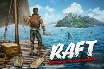 RAFT Survival - Game mobile sinh tồn giữa biển khơi cực đáng trải nghiệm