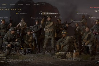 Call of Duty: WWII cho chơi miễn phí 100% ngay cuối tuần này, bạn đã tải về chưa?