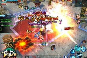 Tây Du Phong Thần Ký: MMORPG giao dịch trực tiếp, PK rớt đồ 24/7 chính thức ra mắt ngay hôm nay