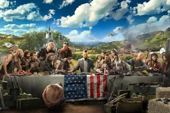 Tổng hợp những tựa game ra mắt trong tháng 3: Far Cry 5 siêu hot, Sea of Thieves bom xịt