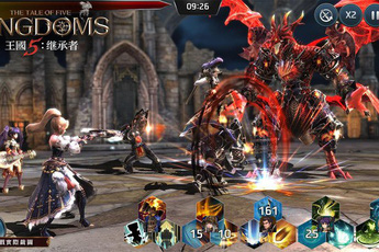 Những game mobile đánh đấm siêu đẹp mới rất đáng tham gia chơi ngay