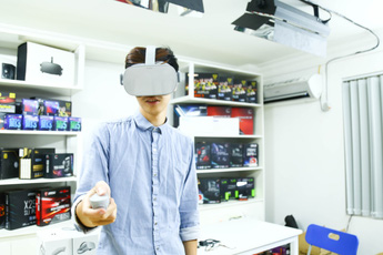 Bộ kính thực tế ảo nhẹ nhàng Oculus Go về Việt Nam, giá mềm khoảng 8 triệu đồng