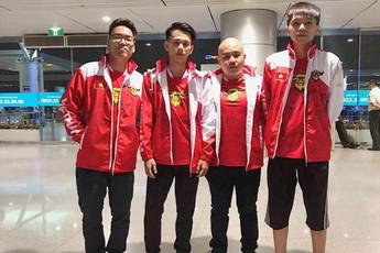 Đội Liên Quân Mobile Việt Nam gặp khó vì 2 VĐV không có visa đi Mỹ