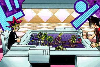 Ngoài bài ma thuật, Yu-Gi-Oh! còn những trò chơi hấp dẫn nào khác?