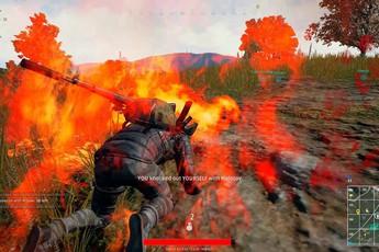 Tìm hiểu về bom lửa trong PUBG - Vũ khí sát thương rộng cực mạnh