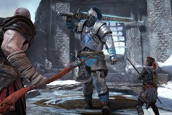 God of War 5 đang được khởi động, tiếc là phải nhiều năm nữa thì game thủ mới được trải nghiệm