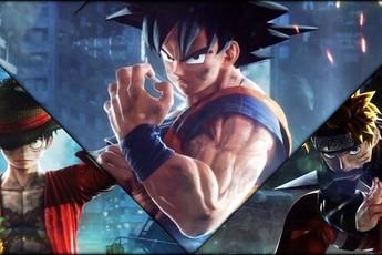 Tất tần tật những điều cần biết về Jump Force, bom tấn có sự góp mặt của Luffy, Naruto và cả Songoku nữa